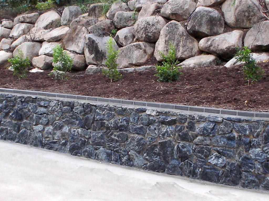 Boulder & Stone Walls