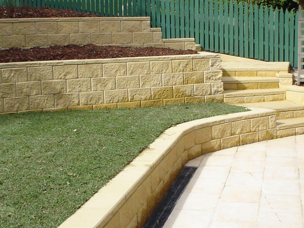 Link Block & Masonry Walls